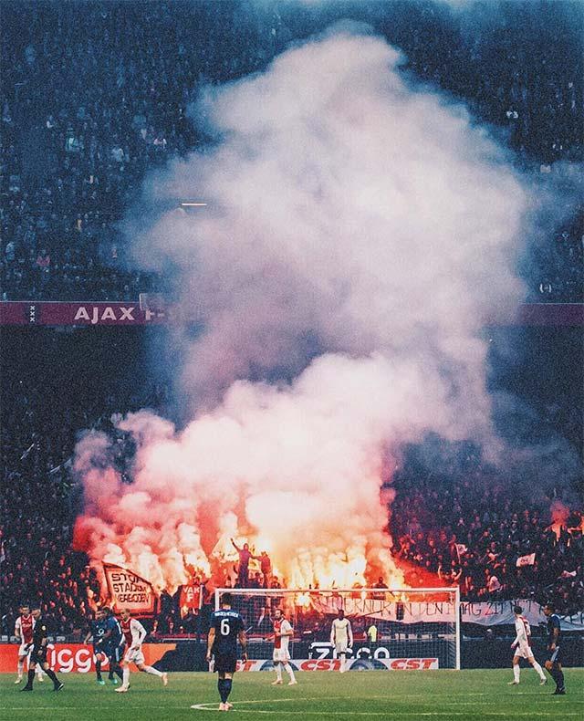 Ajax Vs Paok: Feyenoord Rotterdam 28.10.2018