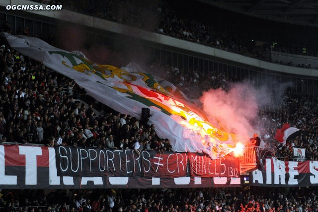 ultras protest 1