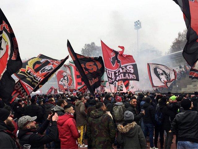 Curva Sud Milano 1