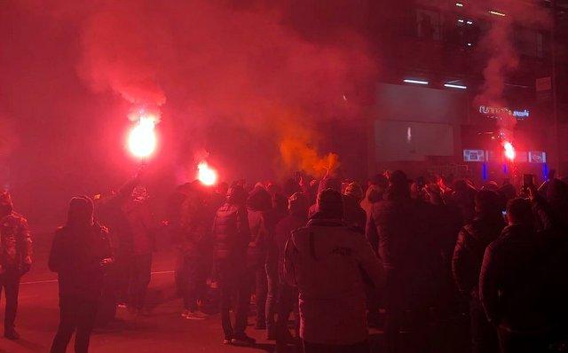 Spartak Fenerbahce 1