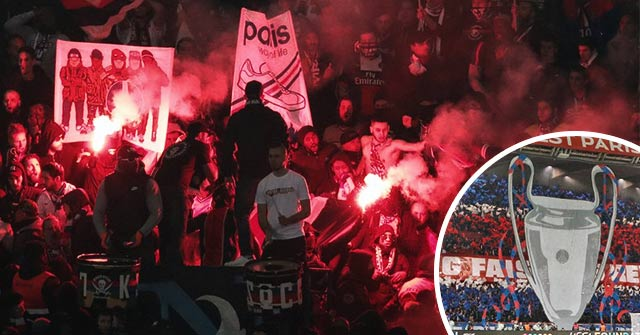 psg ultras real