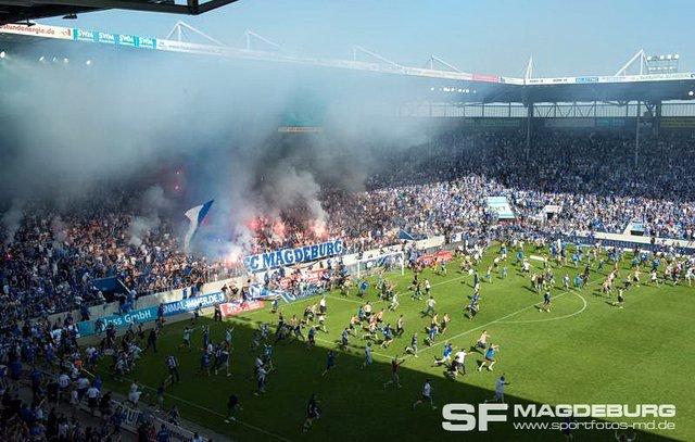 Magdeburg Fortuna Köln