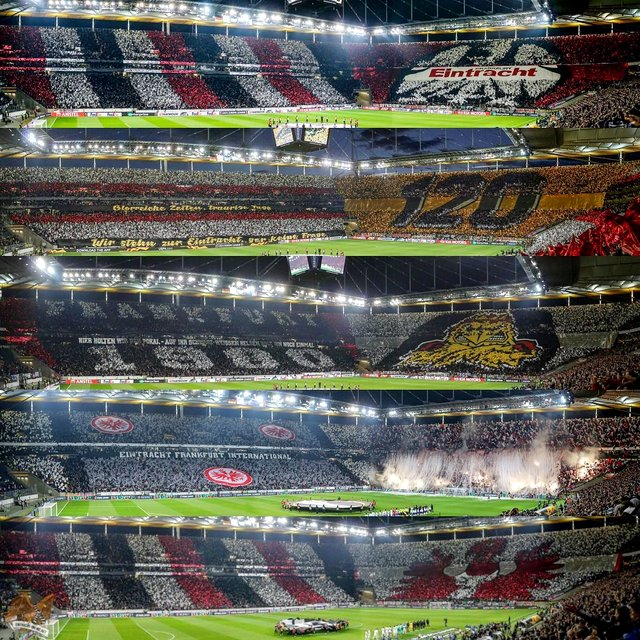 Eintracht Benfica 1