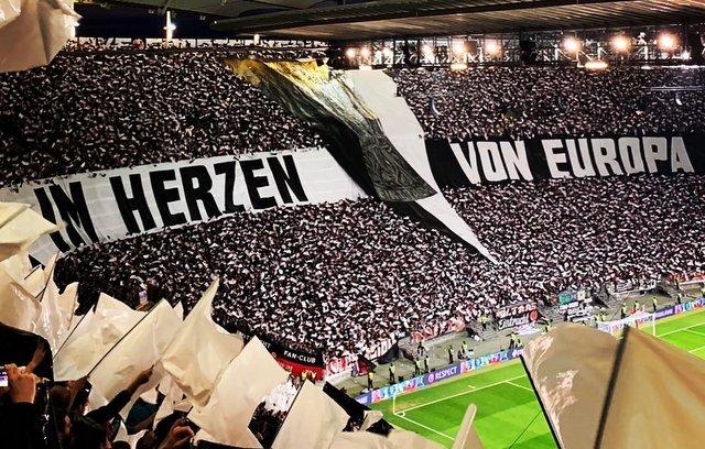 Eintracht Benfica 11