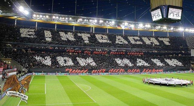 Eintracht Benfica 16