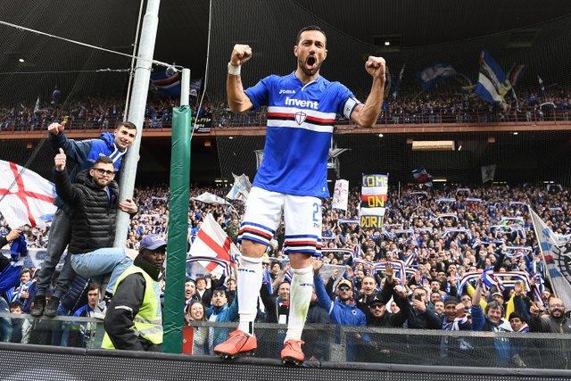 Sampdoria Genoa 1