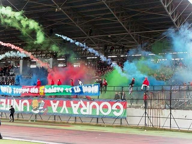 Bejaia derby 1