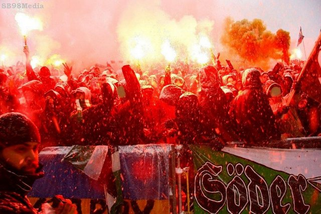 ultras bad weather 1