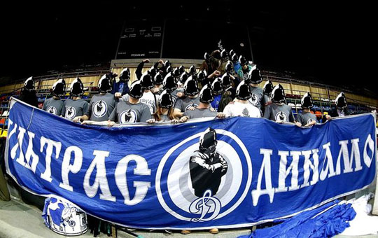 Interview with Ultras Dynamo (Moscow, Russia)