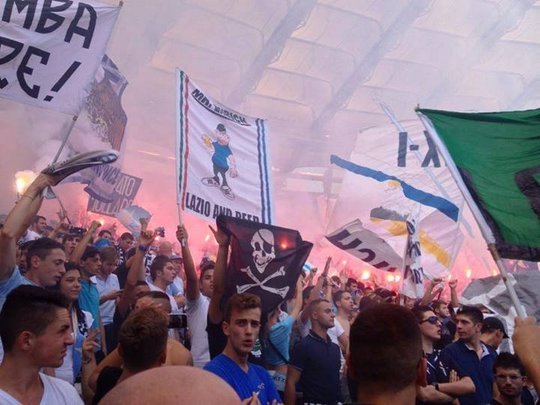 roma lazio ultras boycott walmart - photo#16