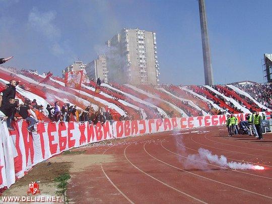 Раднички Ниш - Црвена Звезда 17.03.13