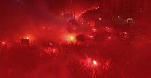 10th anniversary of Ultras Jazzara 30.10.2020