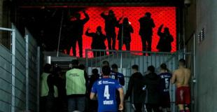 Protests by FC Basel supporters