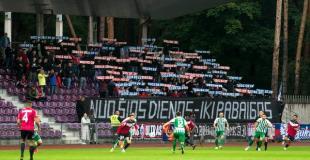 DFK Dainava - FK Zalgiris 29.08.2021