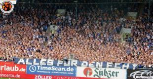 Hansa Rostock - Karlsruher SC 24.07.2021