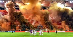 Legia Warszawa - Cracovia 09.10.2020