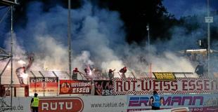 Preussen Munster - Rot-Weiss Essen 14.09.2021