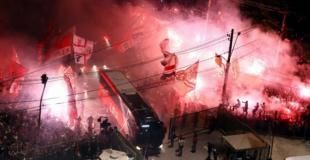 São Paulo - Flamengo 18.11.2020