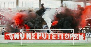 NEWS: Protest by supporters of UTA Arad