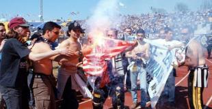 Memories: Partizan - AEK Athens 07.04.1999