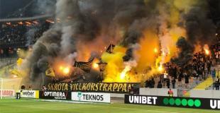 AIK - Halmstad 02.08.2021