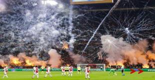 Ajax Amsterdam - Borussia Dortmund 19.10.2021