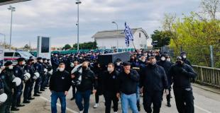 Austria Wien protest against club management