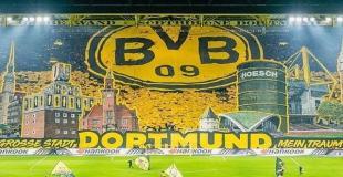 Borussia Dortmund - Eintracht Frankfurt 14.02.2020