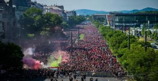 EURO: Hungary - Portugal 15.06.2021