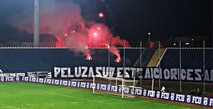 FC U Craiova - Rapid Bucharest 10.10.2020