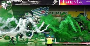 TSV Hartberg - SK Rapid Wien 23.02.2020