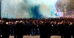Hamburger SV - St. Pauli 22.02.2020