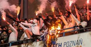Lech Poznań - Legia Warszawa 04.06.2020