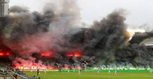 Legia Warszawa - Cracovia 11.07.2020