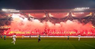 Legia Warszawa - Lech Poznań 16.10.2021