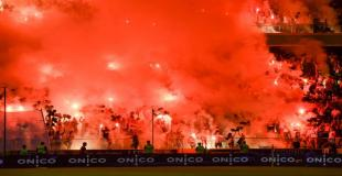 UEFA will finally legalize pyrotechnics!?