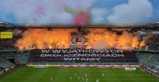 Legia Warszawa - Śląsk Wrocław 21.06.2020