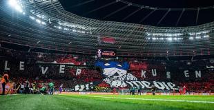 Bayer Leverkusen - Borussia Dortmund 08.02.2020