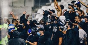 RIOTS: O.Marseille - Galatasaray 30.09.2021