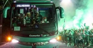 Palmeiras - Santos 30.01.2021