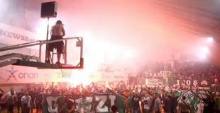 Panathinaikos - Olympiacos 12.07.2020