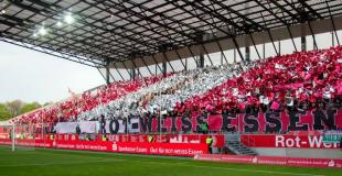 8000 beers sold to support Rot-Weiss Essen