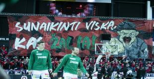 Rytas Vilnius - Zalgiris Kaunas 25.10.2020