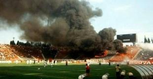 MEMORIES: Steaua - Dinamo 10.05.1997