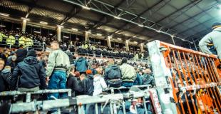 St. Pauli Dynamo Dresden 14.02.2020