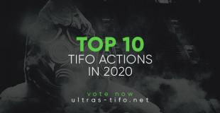 VOTE: TOP 10 TIFO actions in 2020