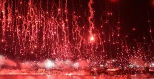 Torcida Split 70th birthday celebration