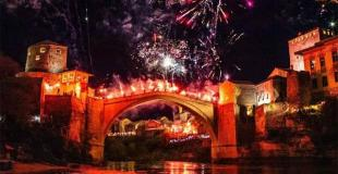 40 years anniversary celebrations in Mostar
