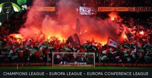 UEFA 21/22 Week 7: Play-offs - 1st Leg