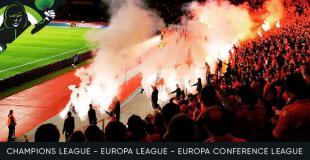 UEFA 21/22 Week 8: Play-offs - 2nd Leg